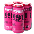 BEAK & SKIFF 1911 RASPBERRY HARD CIDER